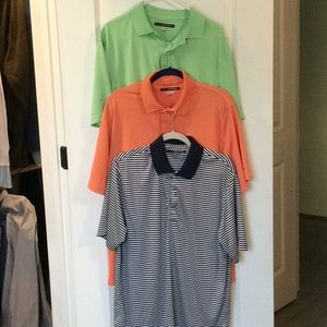 Greg Norman Golf Shirt Bundle